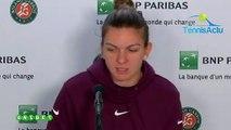 """Roland-Garros 2019 - 54 minutes et Simona Halep est en huitièmes de Roland-Garros : """"J'étais pourtant nerveuse"""""""
