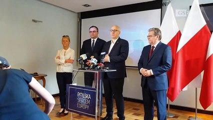 Joachim Brudziński podsumował w Szczecinie kampanię i wybory do Parlamentu Unii Europejskiej