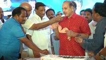 Watch Super Star Krishna BirthDay Celebrations | Filmibeat Telugu