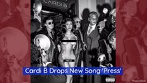 Cardi B Releases A New Single