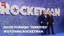 Elton John's Husband Was Nervous About 'Rocketman'
