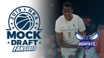 2019 NBA Mock Draft - Hornets select Bol Bol with No. 12 Pick