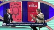 BFM Stratégie: (Cours 66) Aborder la transformation digitale avec philosophie - 01/06