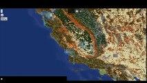 Preparing to traveling Cross Country in Minecraft - Arizona To California  EarthMC   Minecraft