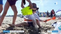 Météo : sur la Côte d'Opale, les plages sont déjà prises d'assaut