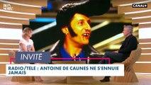 Radio/télé : Antoine de Caunes ne s'ennuie jamais - Bonsoir! du 01/06  - CANAL+