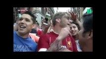 Tottenham-Liverpool: un sosie de Jürgen Klopp acclamé par les supporters des Reds