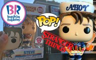 Stranger Things 3 Steve Baskin Robbins Funko Pop Exclusive Hunt Vlog Review  + Found a Chase