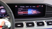 2020 Mercedes GLE |  REVIEW Interior Infotainment