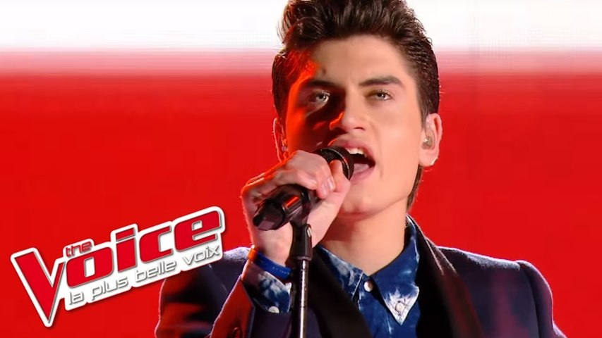 The Cure – Close to Me   David Thibault   The Voice France 2015   Prime 2
