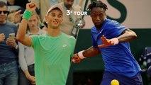 Roland-Garros 2019 : Le résumé de Gaël Monfils – Antoine Hoang