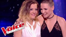 Céline Dion – Destin | Anne Sila & Camille Lellouche | The Voice France 2015 | Demi-Finale