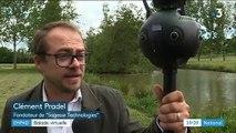 Ehpad : les casques de réalité virtuelle au service des personnes âgées