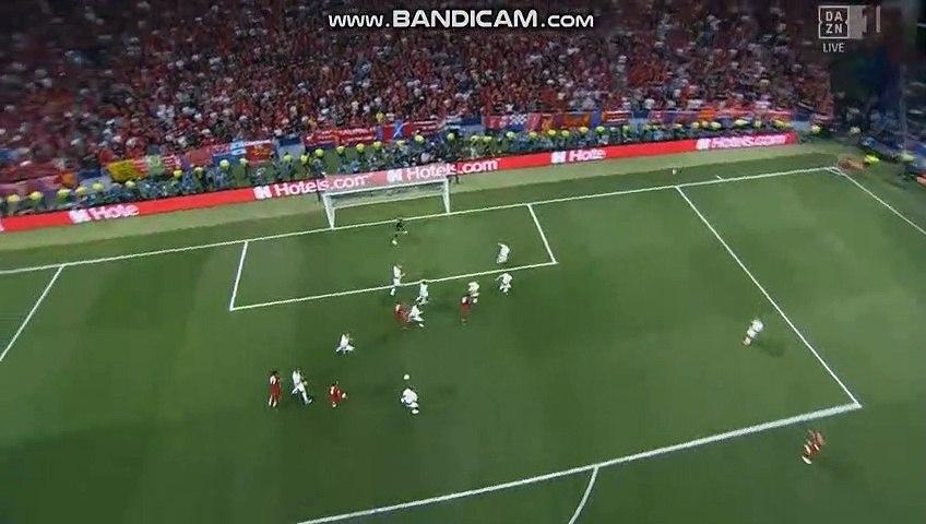 Diwock Origi Gal - Totenham 0-2 Liverpool