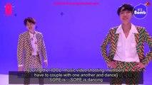 [ENG] [BANGTAN BOMB] Dance Battle during 'IDOL' MV shoot - BTS (방탄소년단)