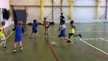 U7/U9 PLATEAU FONTAINE LE COMTE 13 01 18 - Vidéo n°2