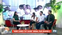 ON THE SPOT: Here Comes Thy Guide bridal fair season 6