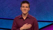 James Holzhauer' Ends Winning Streak On 'Jeopardy!'