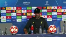 Jurgen Klopp reacts to winning Champions League in Press Conference
