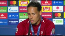 Klopp a fantastic manager - Van Dijk