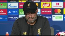 Happy for the boys - Klopp