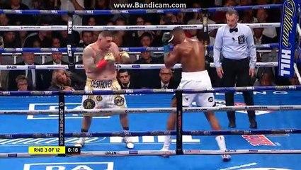 762      FULL CARD HIGHLIGHTS   Joshua vs. Ruiz Jr.