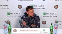 Dominic Thiem viré de la salle de presse pour laisser place à Serena Williams, pressée
