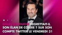 Gilles Lellouche : son tweet incendiaire contre Alain Delon et Brigitte Bardot supprimé
