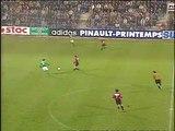 09/04/96: Marco Grassi (55') : Rennes - Saint-Etienne (3-0)