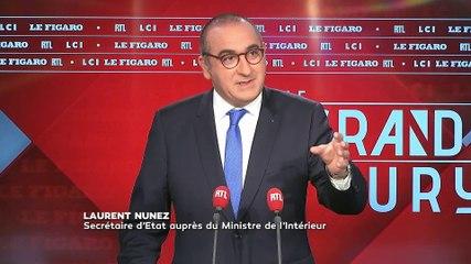 Laurent Nuñez - RTL & LCI dimanche 2 juin 2019