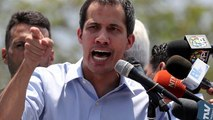 Guaidó reta a Maduro en Barinas, el estado natal Hugo Chávez