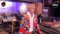 [Español sub][BANGTAN BOMB] Dance Battle during 'IDOL' MV shoot - BTS (방탄소년단)