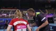 Ch. France 2019 - Finale Cadettes - Charlotte LUTZ / Prithika PAVADE