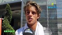 Roland-Garros 2019 (Juniors) - Nicolas Tepmahc, 18 ans, continue sa route chez les Juniors