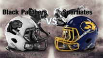 ELITE 2019 - Demi-finale - Black Panthers VS Spartiates