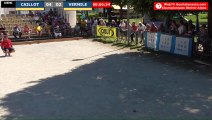 Pétanque : Championnats Territoriaux Rhône-Alpes 2019 à Chabeuil - Demi-finale individuel CAILLOT vs VERNILE