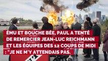 PHOTOS. Les 12 coups de midi : la belle surprise de Jean-Luc Reichmann à Paul à l'occasion de son vingtième anniversaire