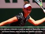 "Roland-Garros - Vondrousova : ""Jouer un quart de Grand Chelem, on ne s'y attend jamais !"""