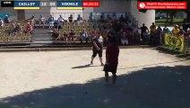 Pétanque : Championnats Territoriaux Rhône-Alpes 2019 à Chabeuil - Demi-finales individuel messieurs