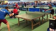 Tennis de table - Le 9e Tournoi national des Images d'Epinal