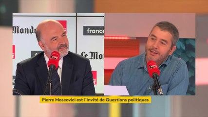 Pierre Moscovici - France inter & Franceinfo dimanche 2 juin 2019