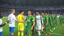 Beijing Guoan beat Tianjin Teda 2-1 in the CSL