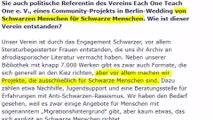 Der dritte Blickwinkel - Folge 38: Rassismus in der SPD - Damals und heute