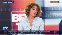 """Isabelle Saporta, journaliste et compagne de Yannick Jadot, affirme qu'ils ne se sont """"jamais cachés"""""""