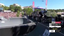 Irek Rizaev - 2nd place - UCI BMX Freestyle Park World Cup Final | FISE Montpellier 2019