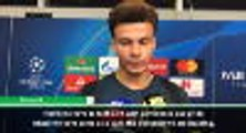 We look at defeat with confidence and pride - Alli