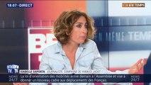 """Isabelle Saporta l'affirme : """"Yannick Jadot et moi ne nous sommes jamais cachés"""""""