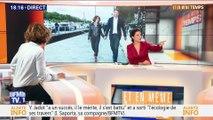"""Isabelle Saporta:  """"c'est politique, on se sert de ma vie privée pour me faire tomber"""""""