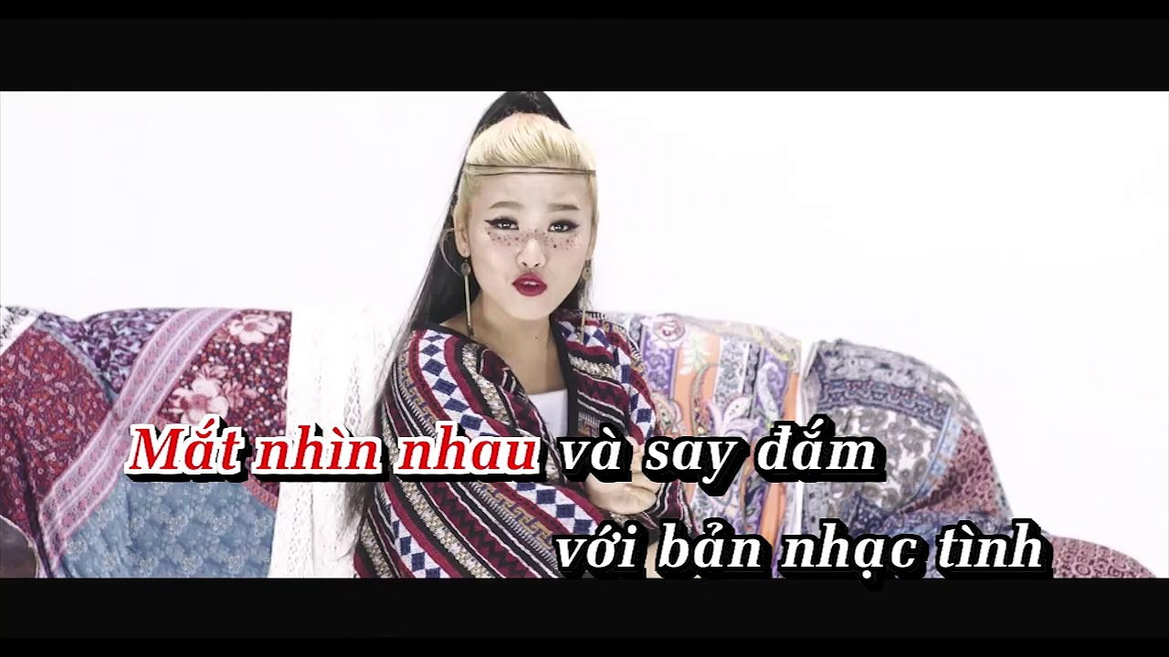 [Karaoke] Em Chẳng Phải Đồ Ngốc - Trương Thảo Nhi Ft. Suboi [Beat]