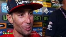 """Tour d'Italie 2019 - Reverra-t-on Vincenzo Nibali sur le Giro ? : """"Je ne sais pas... !"""""""